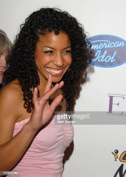 American Idol Season 5 Top 24 Finalist Lisa Tucker from Anaheim California *EXCLUSIVE*