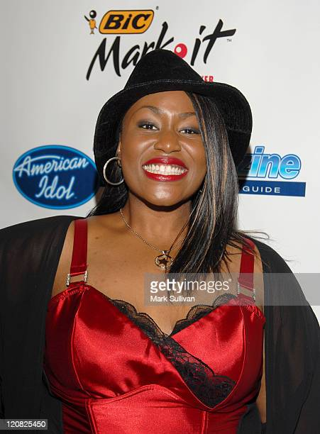 American Idol Season 5 Top 24 Finalist Mandisa Hundley of Antioch Tennessee *EXCLUSIVE*