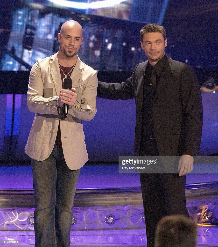 """American Idol"" Season 5 - Results Show - May 10, 2006"