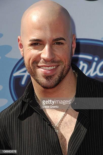 American Idol Season 5 Top 4 Finalist Chris Daughtry from McLeansville North Carolina