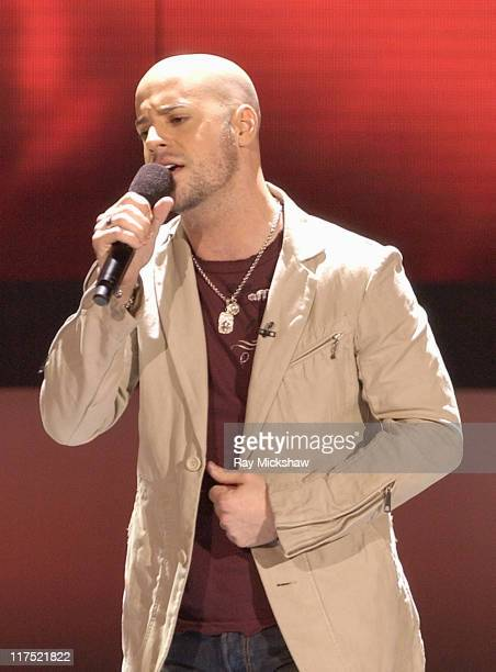 American Idol Season 5 Top 4 Finalist Chris Daughtry from McLeansville North Carolina *EXCLUSIVE*