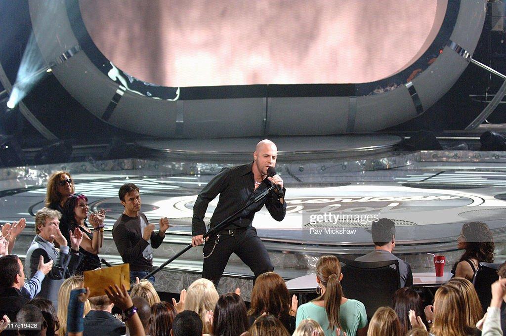 """American Idol"" Season 5 - Performance Show - May 2, 2006"
