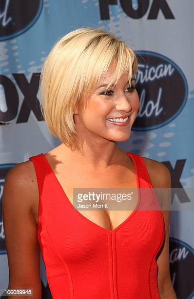 American Idol Season 5 Top 6 Finalist Kellie Pickler of Albemarle North Carolina