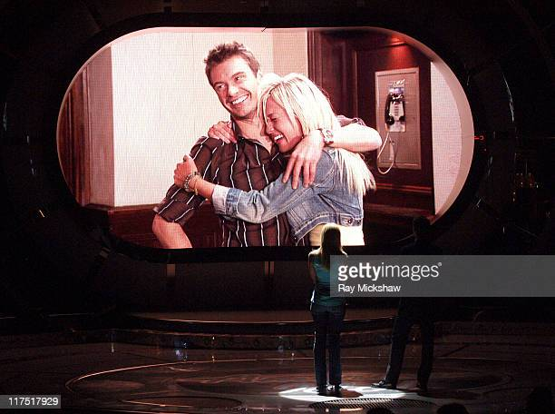 'American Idol' Season 5 Top 6 Finalist Kellie Pickler of Albemarle North Carolina and Ryan Seacrest host *EXCLUSIVE*