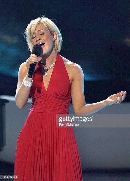 American Idol Season 5 Top 6 Finalist Kellie Pickler of Albemarle North Carolin