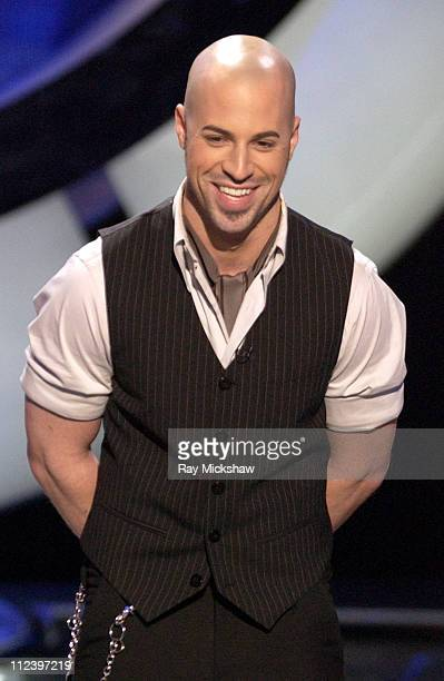 'American Idol' Season 5 Top 7 Finalist Chris Daughtry from McLeansville North Carolina *EXCLUSIVE*