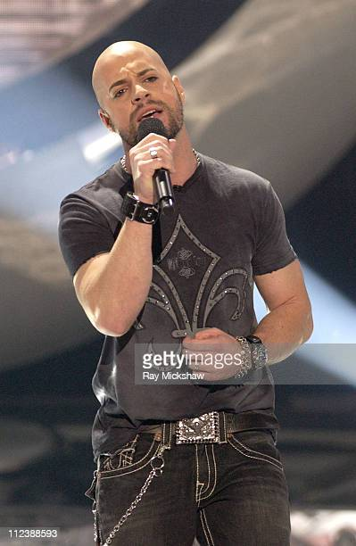 'American Idol' Season 5 Top 8 Finalist Chris Daughtry from McLeansville North Carolina *EXCLUSIVE*
