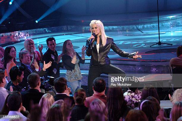 'American Idol' Season 5 Top 8 Finalist Kellie Pickler of Albemarle North Carolina *EXCLUSIVE*