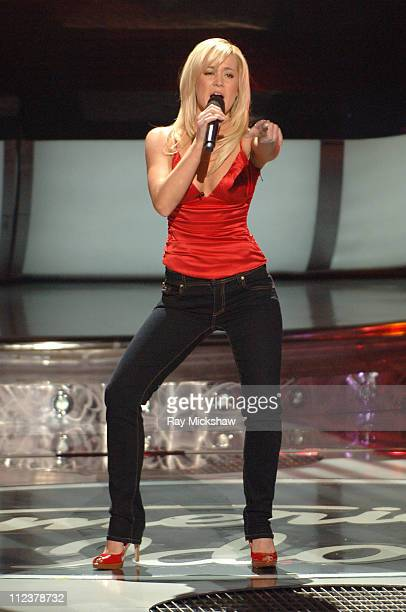 'American Idol' Season 5 Top 9 Finalist Kellie Pickler of Albemarle North Carolina *EXCLUSIVE*