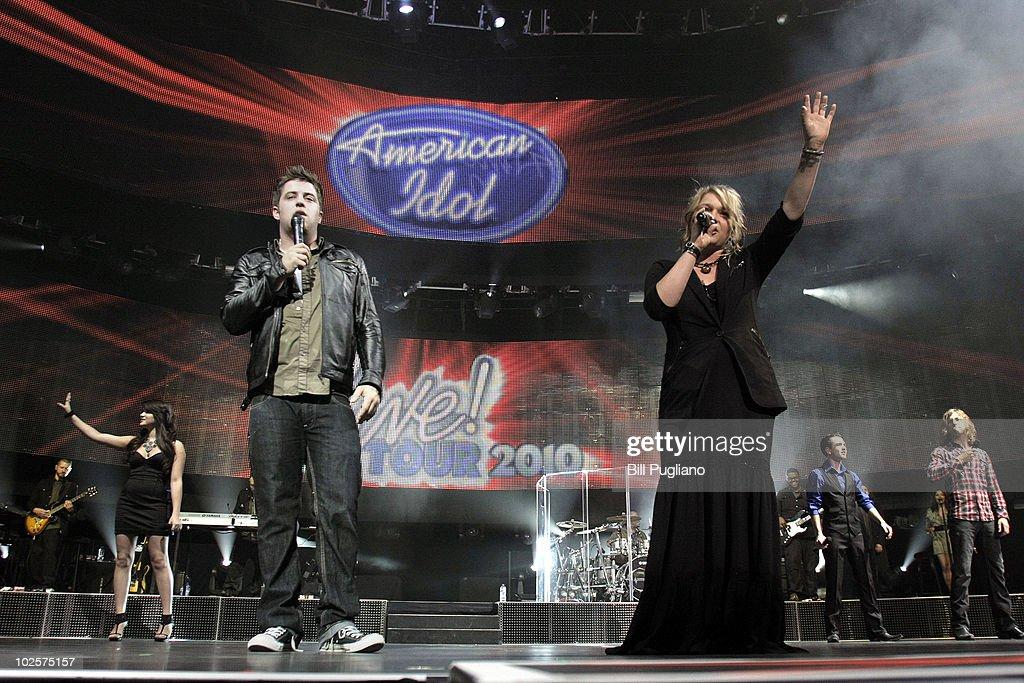 2010 American Idol Live! Tour Opener