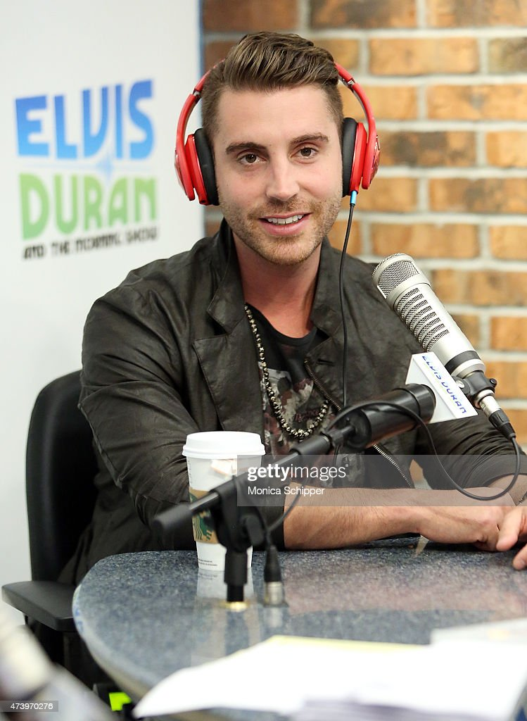 "American Idol Winner Nick Fradiani Visits ""The Elvis Duran Z100 Morning Show"""