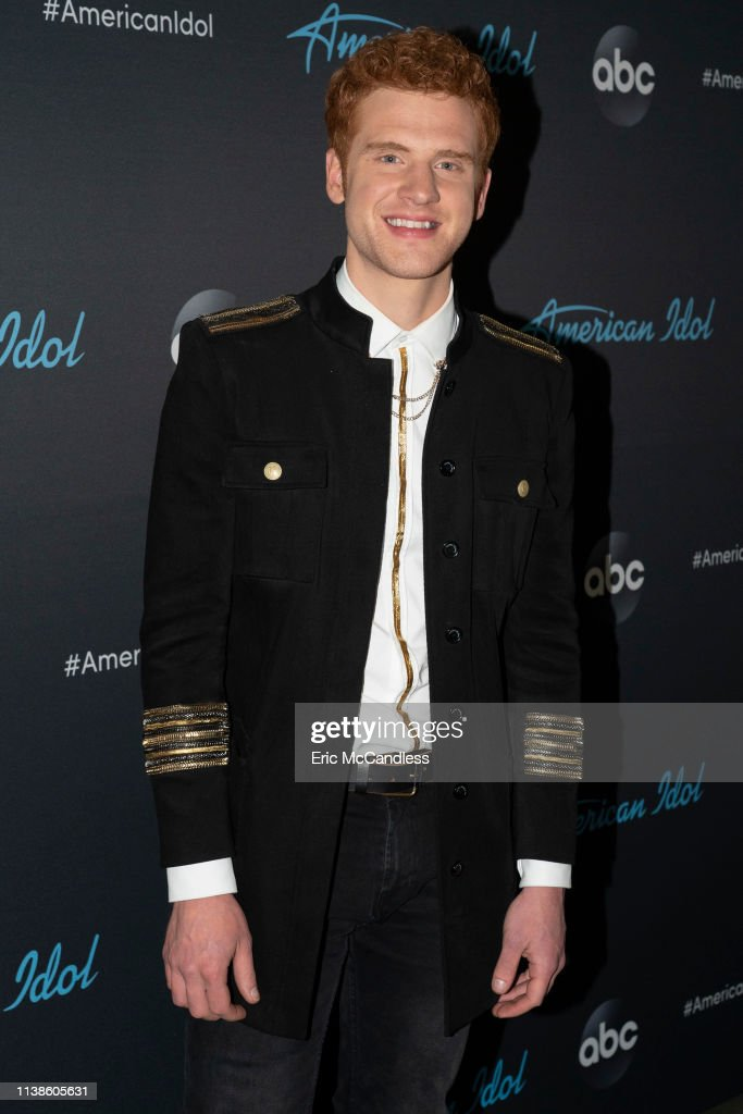 "ABC's ""American Idol"" - Season Two : News Photo"