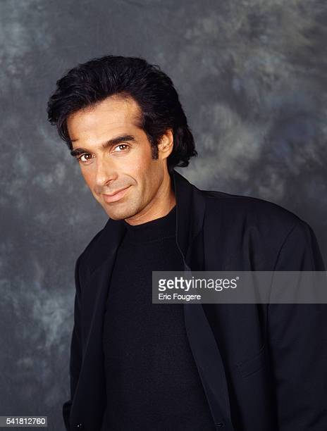 American illusionist and magician David Copperfield