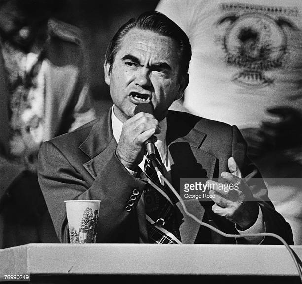 george wallace american independent George corley wallace, jr (august 25,  and was the american independent party candidate in the 1968 presidential election in which he  george wallace: american.