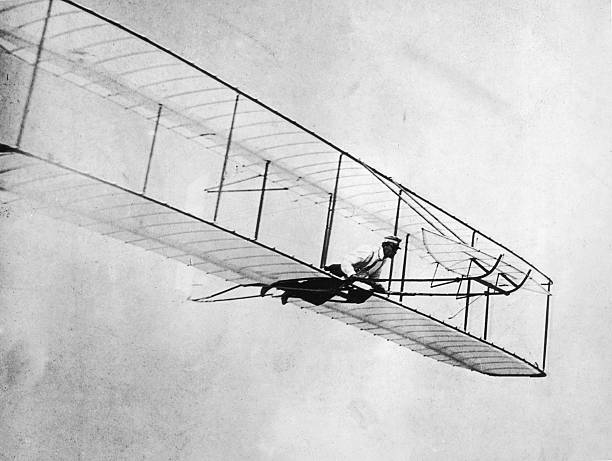 Wright Glider Wall Art