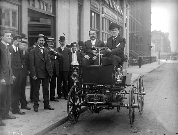UNS: 5th November 1895 - 125 Years Since George Selden's Patent For Gas-Powered 4-Wheeled Automobile
