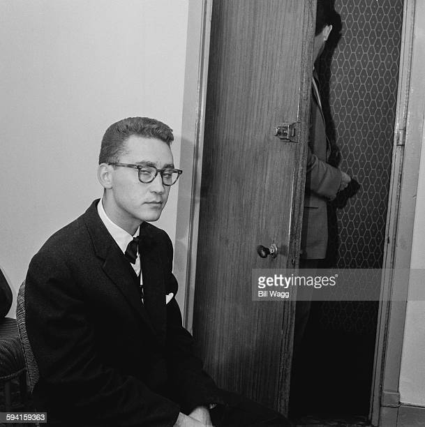 American jazz composer and alto saxophonist Lee Konitz circa 1960