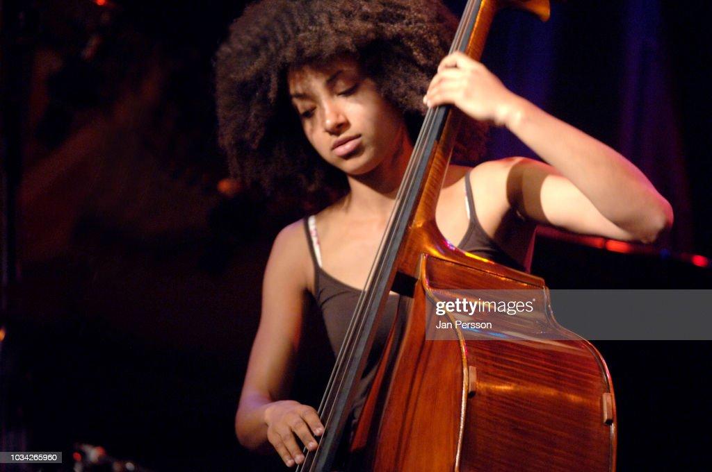 American jazz double bassist Esperanza Spalding Denmark Jazz    News