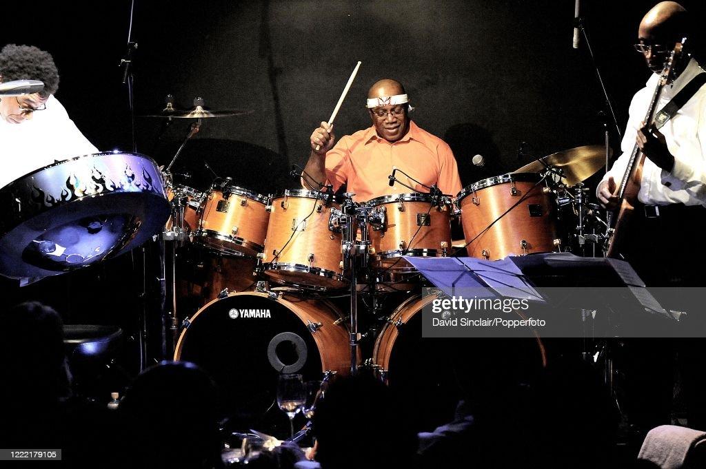 Billy Cobham Live At Ronnie Scott's : News Photo