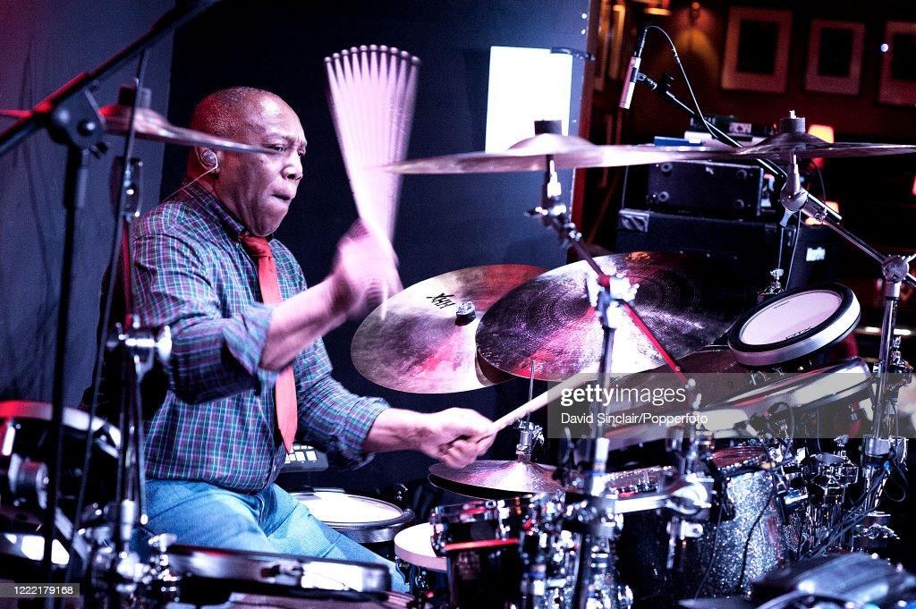 Billy Cobham Live At Ronnie Scott's : ニュース写真