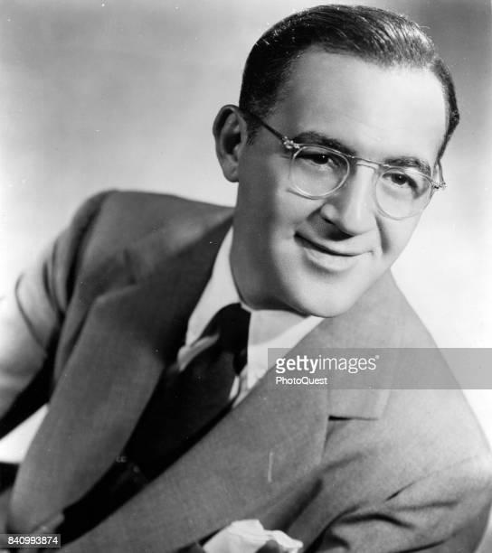 American Jazz musician and band leader Benny Goodman New York New York 1956