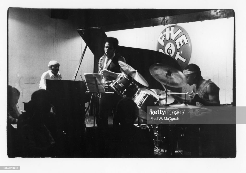 Cecil Taylor At The Five Spot