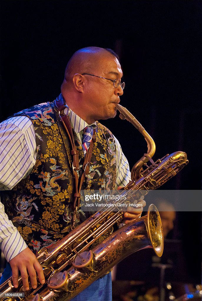 Fred Ho At Symphony Space : News Photo