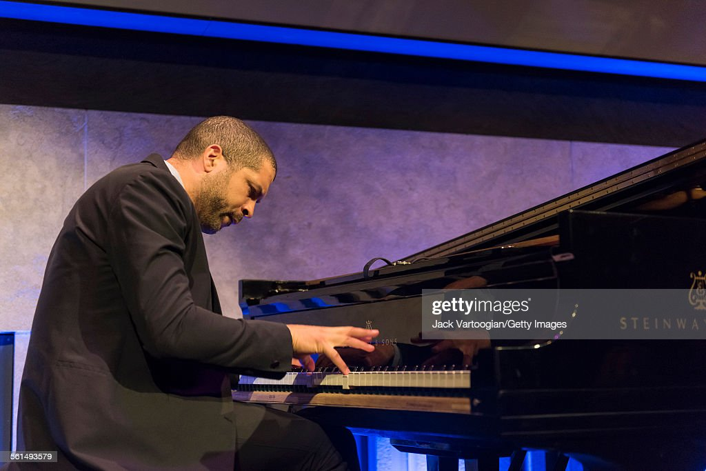 Jason Moran At Lincoln Center : News Photo