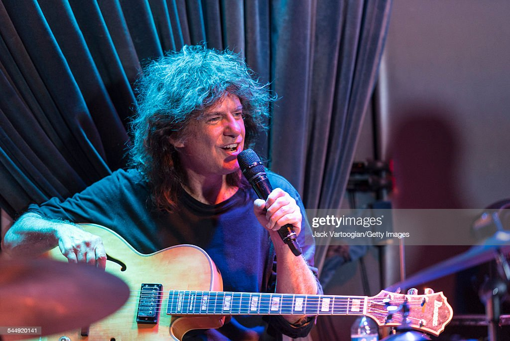 Pat Metheny At The Blue Note : News Photo