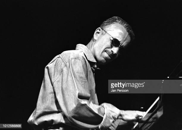 American jazz pianist and composer Keith Jarrett performing at Copenhagen Jazz Festival, Denmark, July 1999.