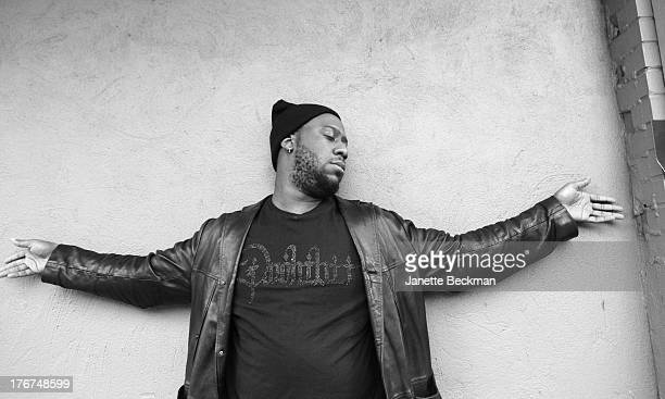 American jazz pianist and record producer Robert Glasper New York 16th October 2012