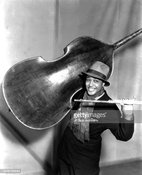 American jazz pianist composer and bandleader Duke Ellington ca 1930.