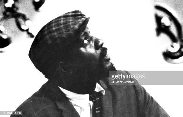 American jazz pianist composer and bandleader Thelonious Monk Copenhagen Denmark 1961