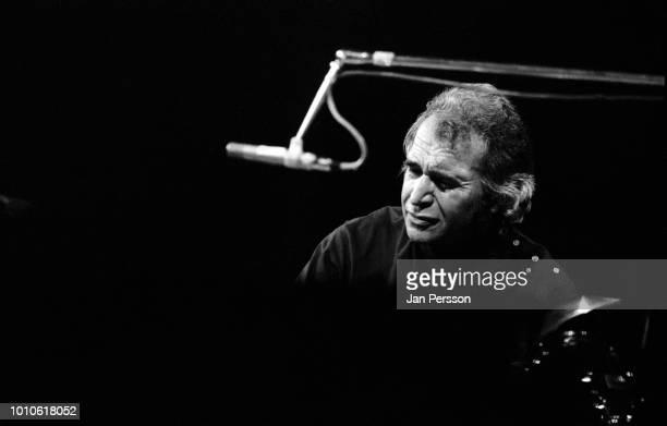 American jazz pianist Dave Brubeck performing at Berliner Jazztage Berlin Germany October 1970.
