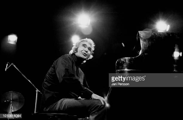 American jazz pianist Dave Brubeck performing at Berliner Jazztage, Berlin, Germany, October 1970.