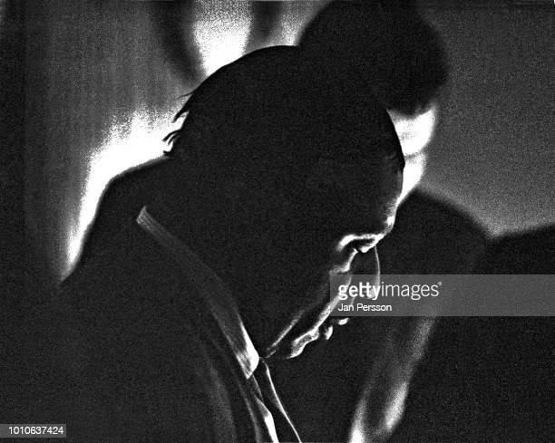 American jazz pianist Erroll Garner Copenhagen 1964