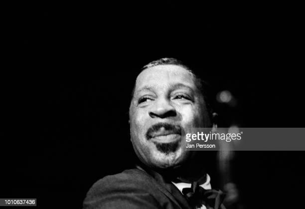 American jazz pianist Erroll Garner performing in Copenhagen Denmark 1964