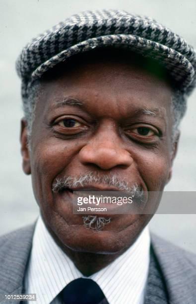 American jazz pianist Hank Jones Copenhagen Denmark March 1991