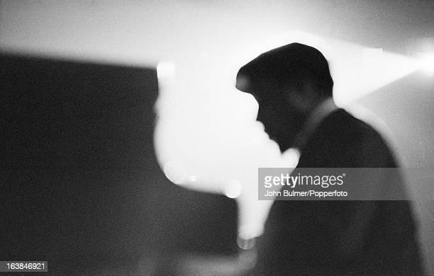 American jazz pianist Thelonious Monk 1960