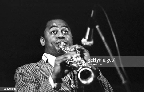 American jazz saxophonist Archie Shepp at Jazzhus Montmartre Copenhagen Denmark 1977