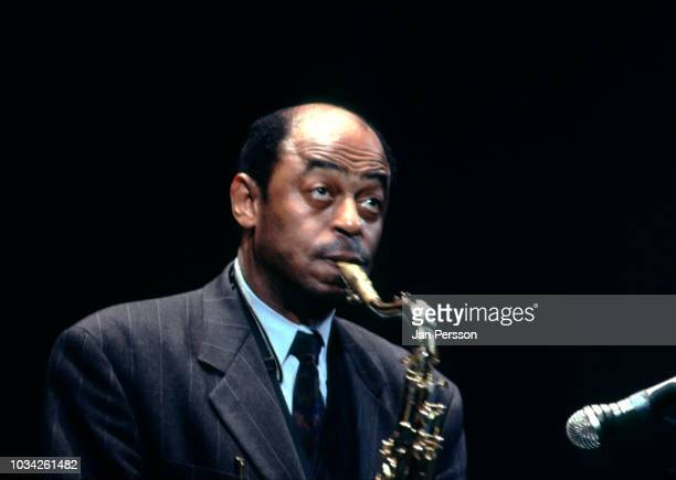 American jazz saxophonist Archie Shepp at North Sea Jazz Festival The Hague Netherlands July 1992