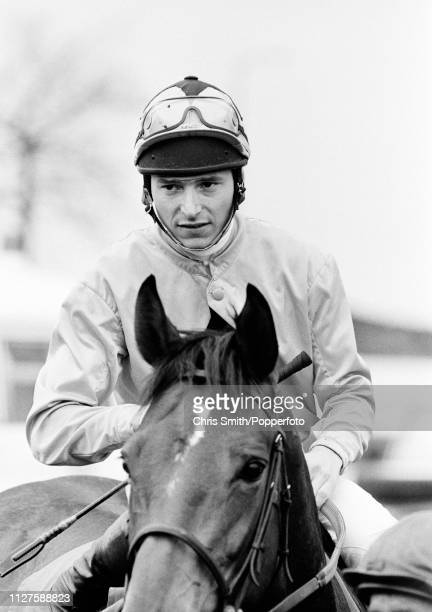 American jockey Steve Cauthen circa 1978 Cauthen was the youngest Triple Crown winner the only jockey to be named Sports Illustrated Sportsman of the...