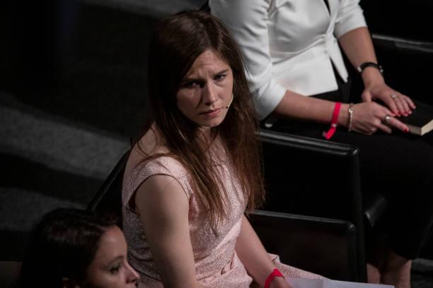 ITA: Amanda Knox Addresses The Italy Innocence Project