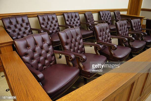 american jury box - jury box stock pictures, royalty-free photos & images