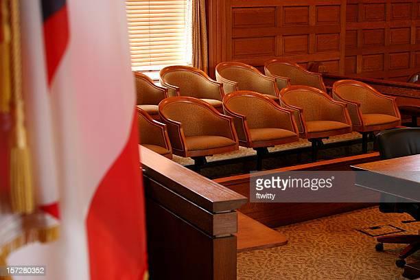 American Jury Seats