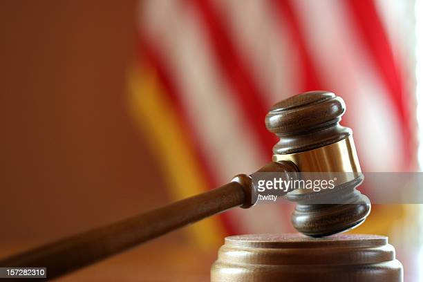 american justice 2 - gavel stock pictures, royalty-free photos & images