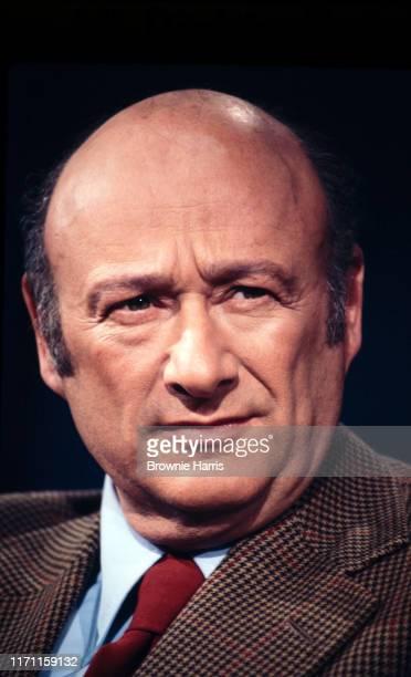 American lawyer politician and New York Mayor Ed Koch New York New York 1978