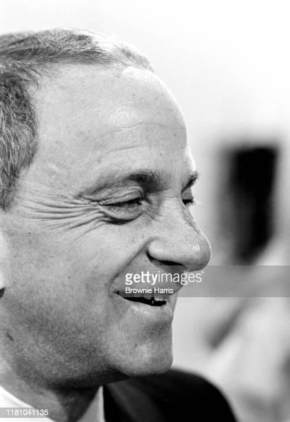 American lawyer Roy Cohn, New York, New York, December 12, 1979.