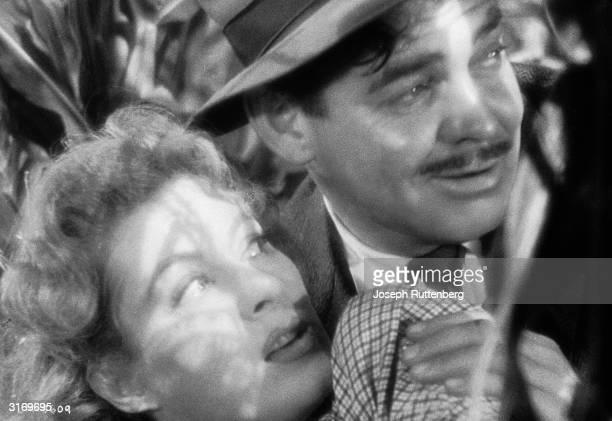 American leading man Clark Gable stars opposite Greer Garson in 'Adventure' directed by Victor Fleming