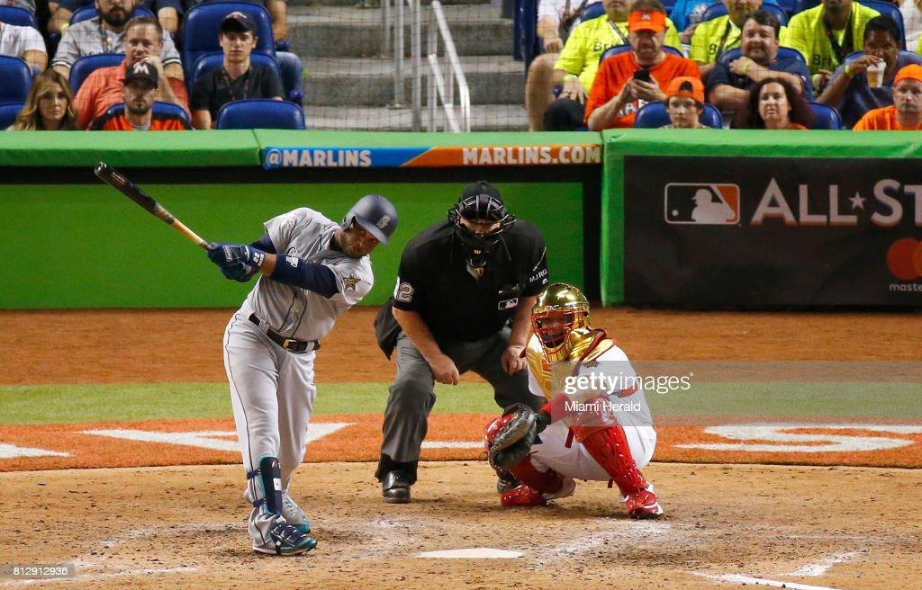 MLB baseball All-Star game 7/11/2017